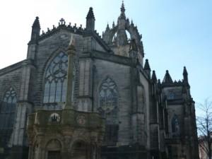 Katedrála St Giles